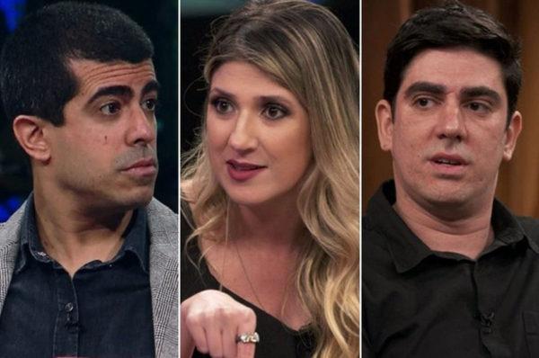A coragem de Calabresa, a covardia de Globo e Adnet e o 'psicopata' Marcius  Melhem – Blog do Paulinho