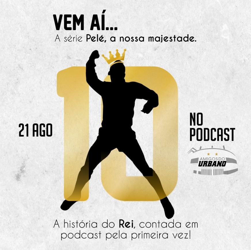 História de Pelé, que completará 80 anos, vai virar série ...