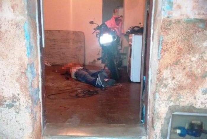 Sousense e a esposa são assassinados a tiros a tiros dentro da própria casa na frente da filha de três anos