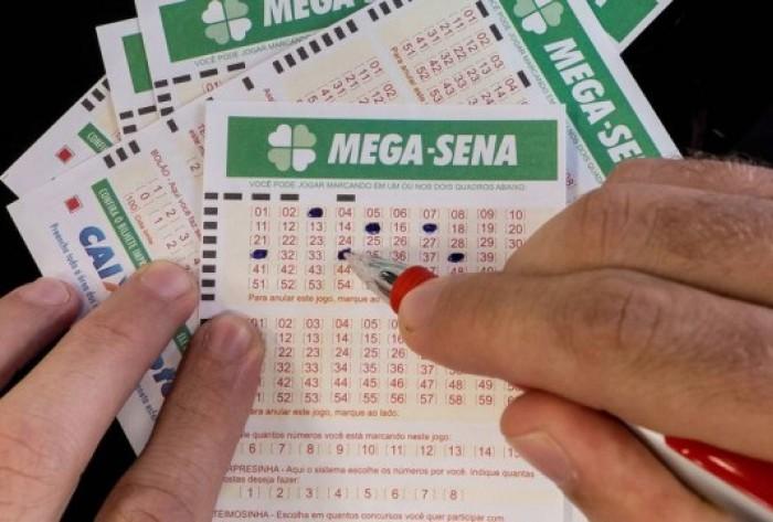 Veja o resultado do sorteio da Mega-Sena de R$ 107 milhões