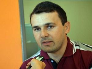 Aldo Andrade, presidente da Câmara de Bernardino Batista