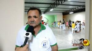 Luíz Gomes, presidente da fundação