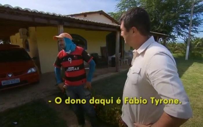 Reportagem exibida pelo Fantástico. (foto: reprodução/vídeo)