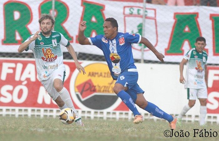 Partida terminou empatada em 0 a 0 (foto: João Fábio)