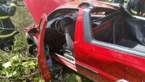 Acidente, ocorreu na BR 230, em Marizópolis
