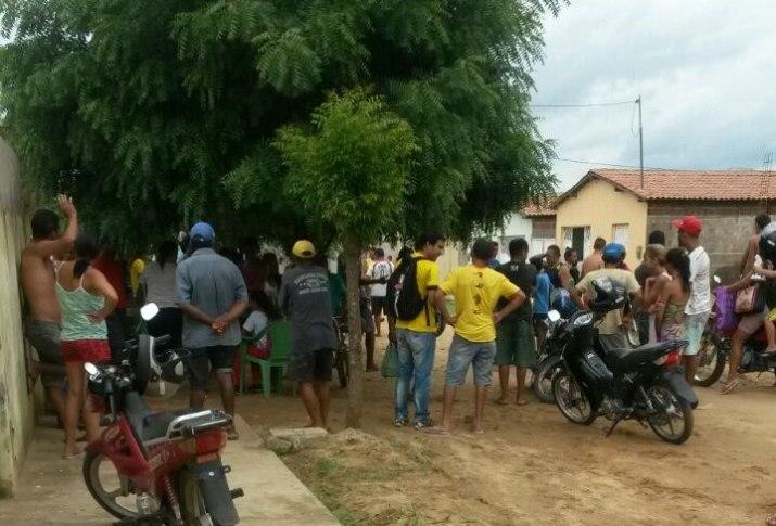 Um ex-presidiário foi assassinado no meio da rua na cidade de Conceição, Sertão da PB