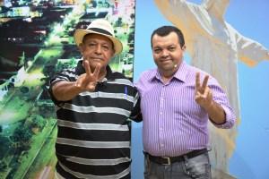 Bosco Amaro e Jota França lançam chapa para a ACI