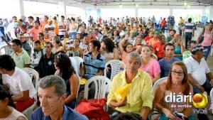 Plenária do Orçamento Democrático em Sousa