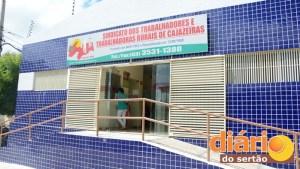 Sede di Sindicato Rural de Cajazeiras