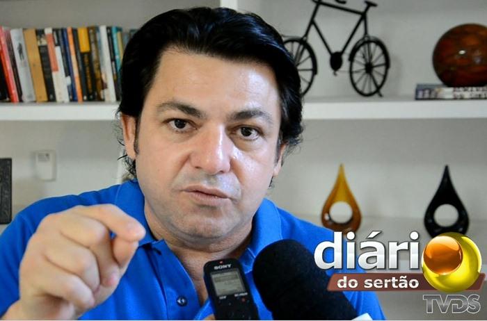 Zenildo Oliveira é pré-candidato a Prefeito de Sousa