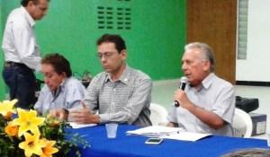 Deputado José Aldemir foi o primeiro pré-candidato a ser ouvido