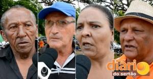 Cajazeirenses dizem se são contra ou a favor do impeachment da presidente Dilma