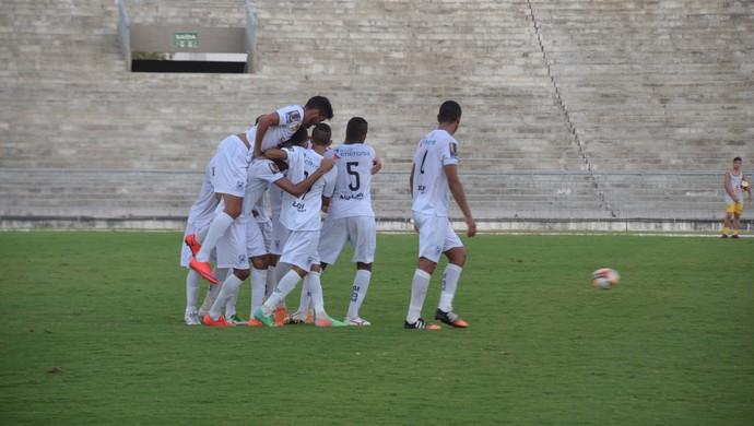 CSP venceu o Paraíba e poderá perder até por 1 a 0 em Cajazeiras