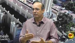 Paulo Gonçalves entrevistado do Café Conectado