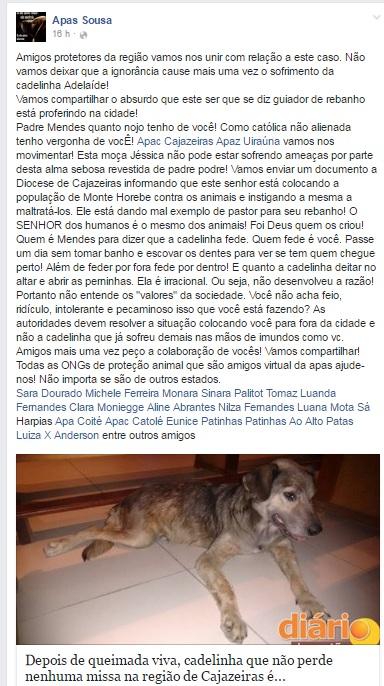 cadelinha_texto