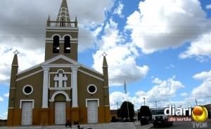 Igreja de Bonito de Santa Fé-PB