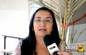 Lisiê Saraiva, nova diretora do Polivalente