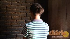 Jovem vítima de violência em Cajazeiras