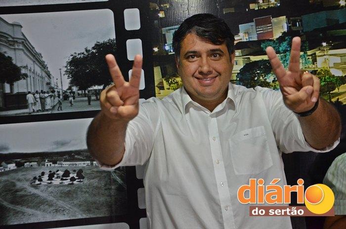 André Gadelha foi entrevisto pela TVDS (foto: Charley Garrido)