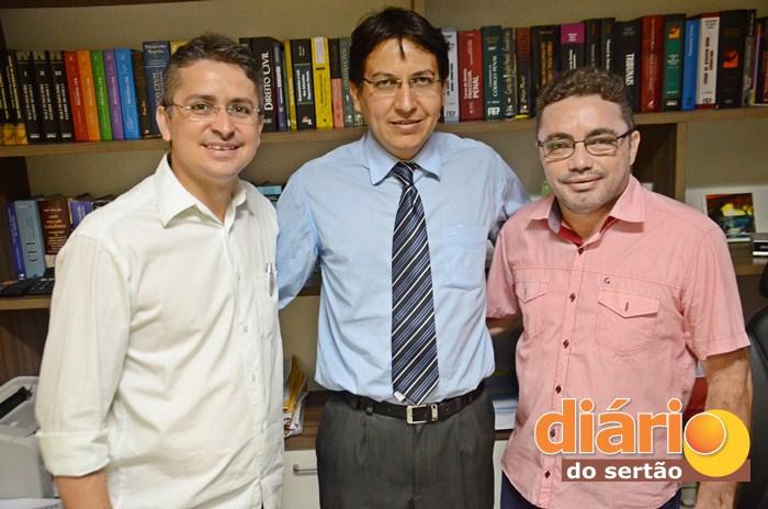 TV Diário do Sertão fechou parceria com OAB de Sousa (foto: Charley Garrido)