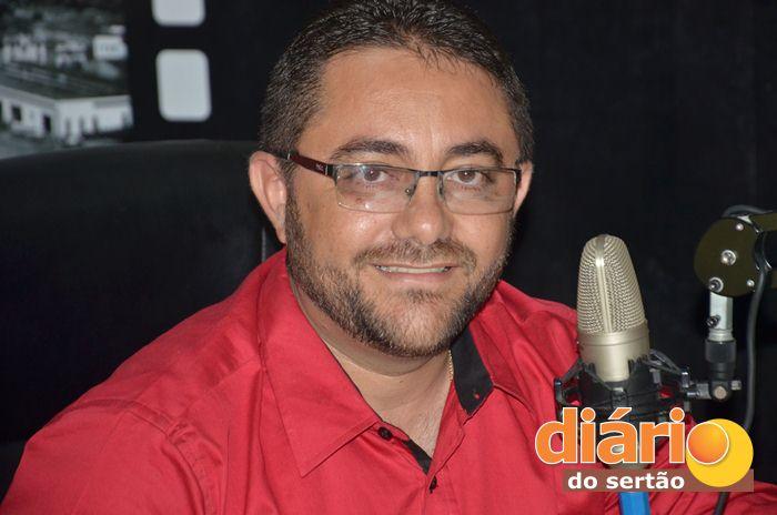 Paulo César Ferreira, eleito prefeito de Santa Cruz (foto: Charley Garrido)