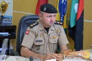 Comandante da PM de Cajazeiras