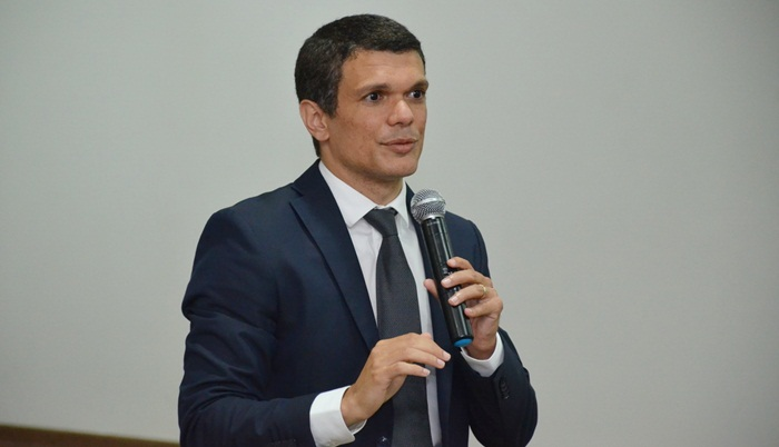 Delegado da Polícia Federal, Fabiano Emídio