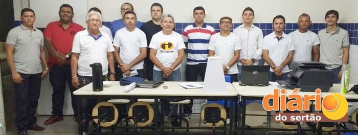 Sindicato dos Vigias e Vigilantes foi criado em Sousa (foto: Diário do Sertão)