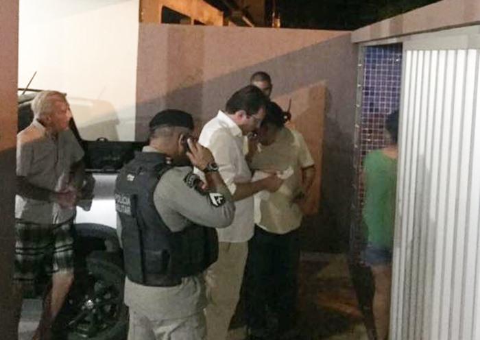 Fábio Tyrone acionou a polícia militar (foto: Facebook)