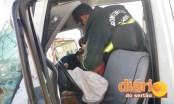Acidente deixou vários feridos (foto: reprodução/whatsapp)