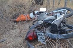 Jovem morre vítima de grave acidente