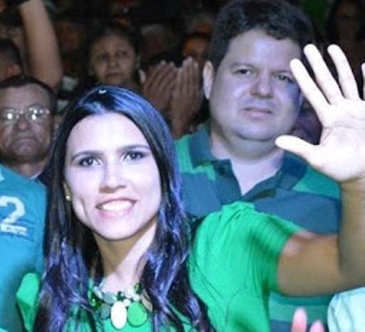 Natália de Doutor Júnior, Prefeita Eleita de Ouro Velho