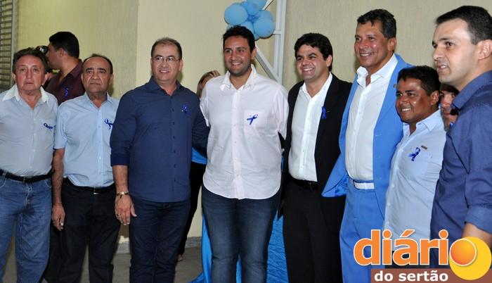 Bernardino Batista promove eventos dentro da programação do Novembro Azul