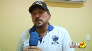 Roberto Bayma, prefeito de Bom Jesus
