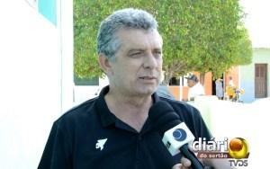 Prefeito eleito Chico Pereira