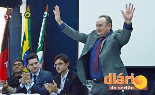 Atual prefeito de Marizópolis esteve há 18 anos no comando do Sindicato Rural do município