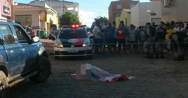 Agricultor de 52 anos é assassinado enquanto entregava leite em cidade do Sertão.