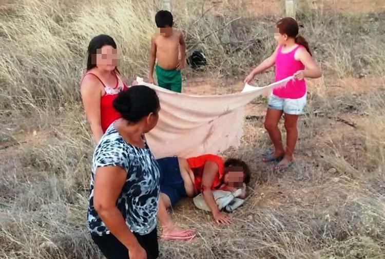 Radialista e a esposa ficam feridos em acidente de moto no Sertão da Paraíba