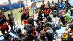 Avaliação Técnica do Grêmio de Porto Alegre/Rio Grande do Sul com o observador oficial do clube Claudinei Vargas