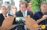 Aldeone assumiu o cargo de prefeito interino (foto: Charley Garrido)