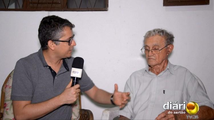 padre raimundo jp - Sacerdote de Cajazeiras pede que façam escavação onde estaria corpo de Padre Rolim - VEJA VÍDEO