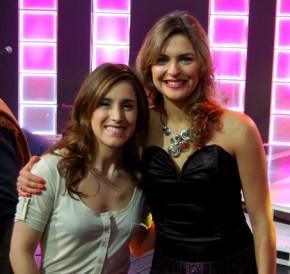 Soledad y Lucrecia Longarini.