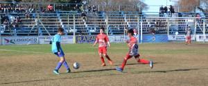 copa-Tramo del partido entre San Martin y Ag Alvarez