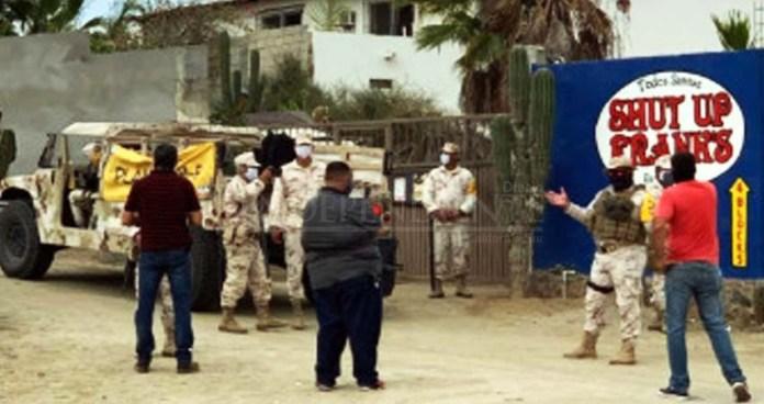 """Todos Santos cerrado, bloquean paso a turistas """"No vengan por ..."""
