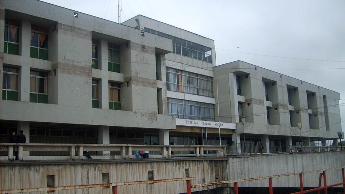 Hospital Claudio Vicuña de San Antonio