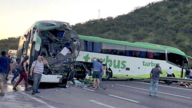 Grave accidente en Ruta 5 Sur deja tres personas fallecidas