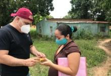 Photo of Raydan entregó medicamentos en diferentes sectores de la ciudad