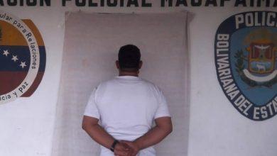 Photo of Hombre fue detenido por estar solicitado desde el 2004 por robo