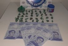 Photo of Polianzoátegui detiene a dos hombres con 38 mini envoltorios de droga