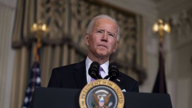 Photo of Biden conversó con Netanyahu y Abás para tratar de bajar la tensión entre Israel y Palestina